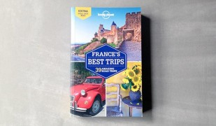 frances best trip cover lonely planet